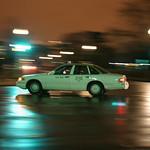 Taxi Cab in D.C.