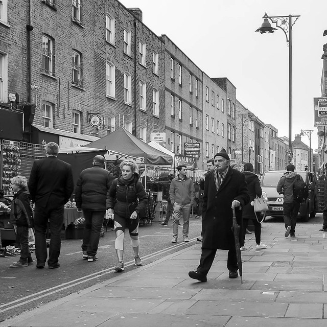 People Around Brick Lane London 2/4-2/5 2017