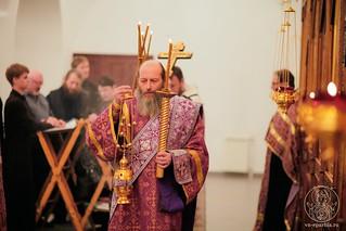 Литургия в Спасском соборе 280