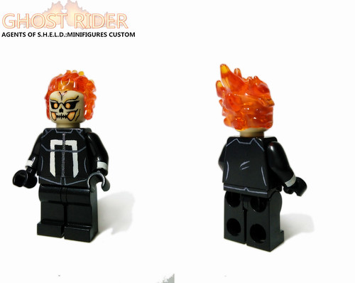 Scott Pilgrim film version  Lego custom    Flickr - Photo Sharing!
