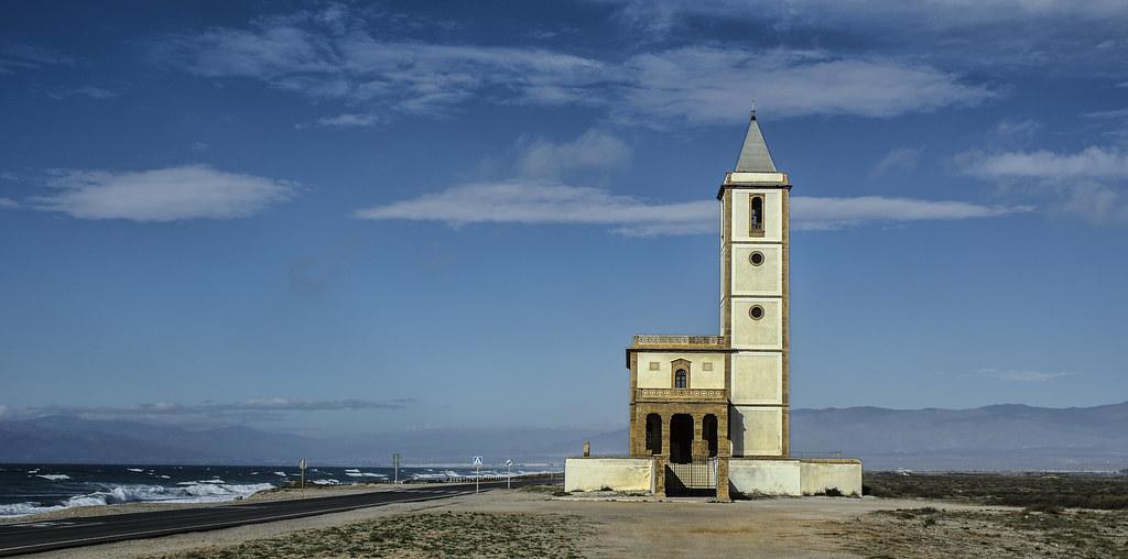 Iglesia De Las Salinas De Cabo De Gata Almeria Dsc4560 Flickr