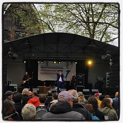 Thomas Toussaint Band (NL) #bevrijdingsfestival #wageningen #gelderland #5mei2017