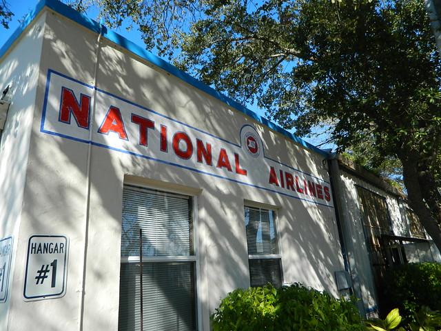National Airlines' First Passenger Terminal, St Petersburg, Florida