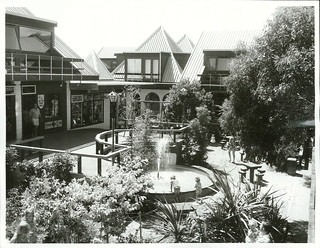 Copperfield - A modern shopping complex at Paraparaumu Beach, Paraparaumu. Wellington Province