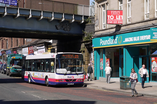 First Glasgow 61576 (S559JSE)