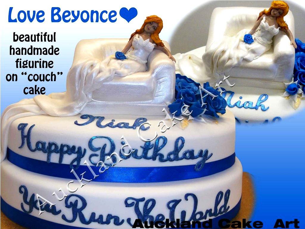 Fantastic Love Beyonce Cake Love Beyonce Cake From Huge Fan All Ed Flickr Personalised Birthday Cards Veneteletsinfo