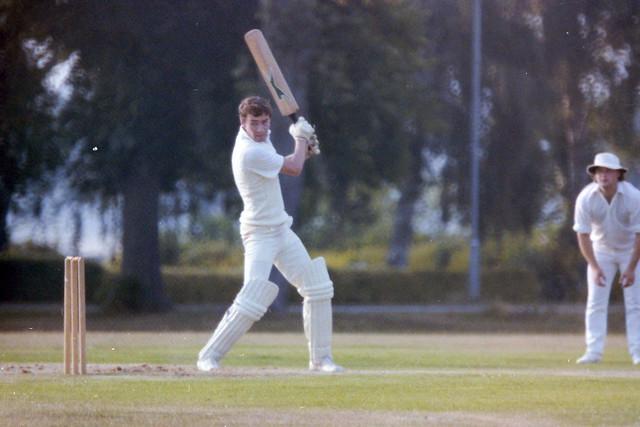 Knowle Hospital Cricket