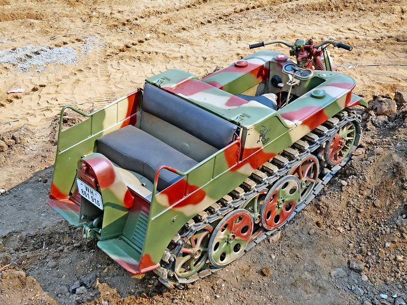 Sdkfz 2 Kettenkrad (197)