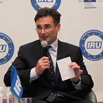 Umberto de Pretto, Secretary General, International Road Transport Union