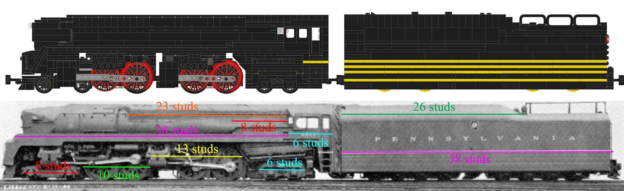PRR T1 Compare | Now here's something I've never done, surpr