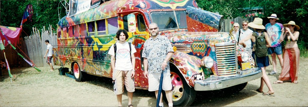 Jurassic Blueberries, Furthur And The Oregon Country Fair