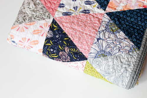 Triangularity Quilt Pattern | by Jeni Baker | In Color Order