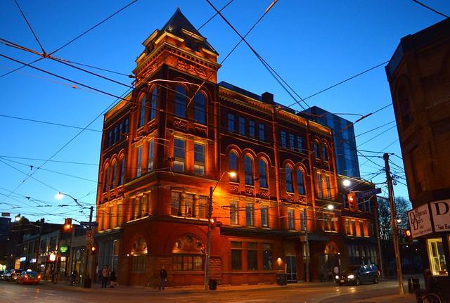 New Broadview House Hotel .... 106 Broadview Avenue .... Toronto, Ontario
