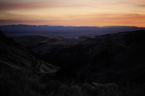 owheemountainrange idaho sunrise dawn naturesbeauty sonyilce7rm2 fe24240mm march 2017 alvinharp