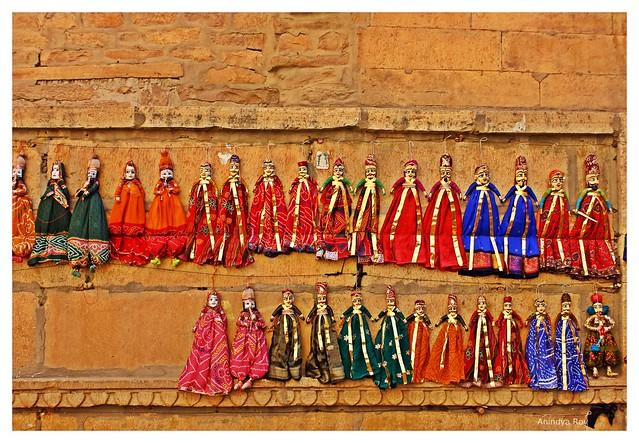 Puppets,Jaisalmer