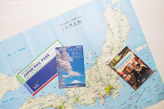 Japan Rail Pass, viaggio in Giappone