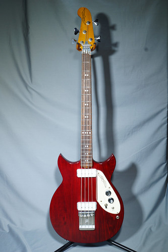signature bass 1298 | by Micro Frets