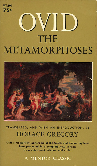 Mentor Books MT 291 - Ovid - The Metamorphoses