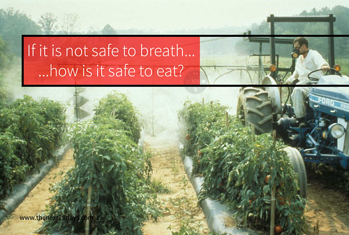 Not Safe To Breath but Safe to eat | by thenext28days