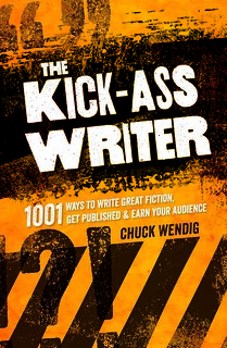 The Kick-Ass Writer: Out Now | by curious_spider