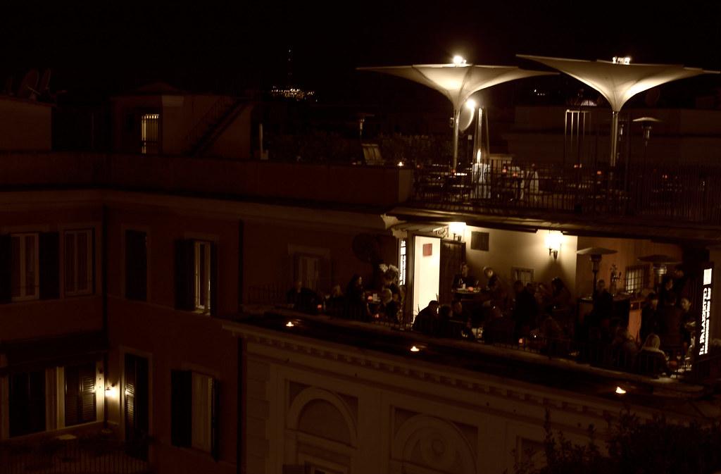 La Grande Bellezza Terrazze Romane Rm By Night