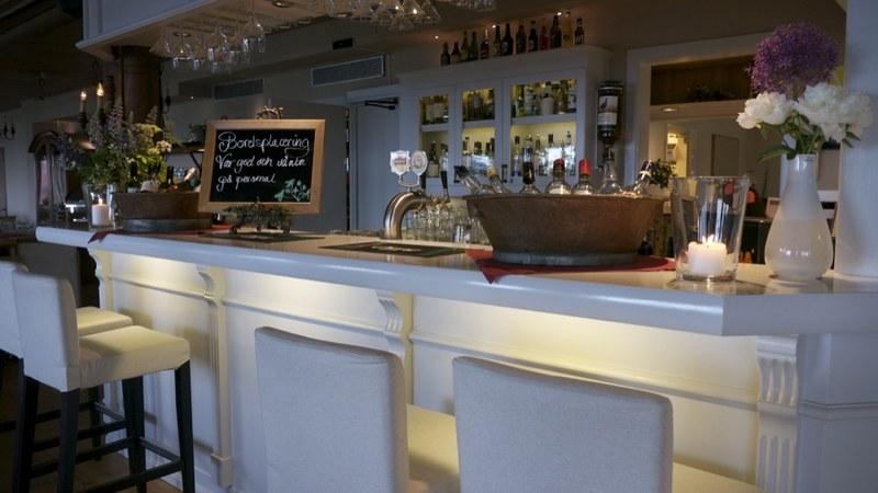 Villa Långbers bar