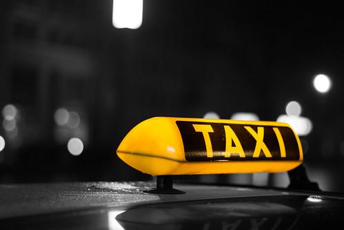 Taxi!   by GörlitzPhotography