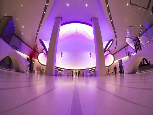 Science Museum - Zaha Hadid
