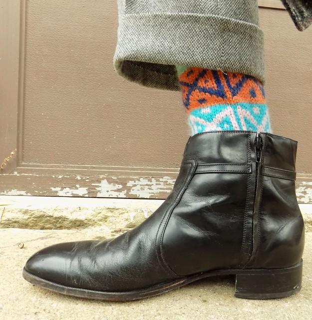 Florsheim Side Zip Ankle Boot