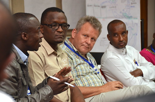 Mar/2017 - A workshop on delivery of animal health services in extensive livestock production systems was held at ILRI in Nairobi, Kenya, 9-10, March 2017 (photo credit: ILRI/Paul Karaimu).