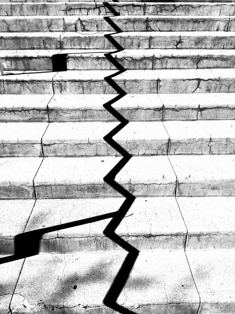 Devious path