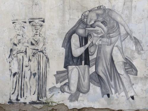 Street Art/Metaxourgeio, Athens, Greece