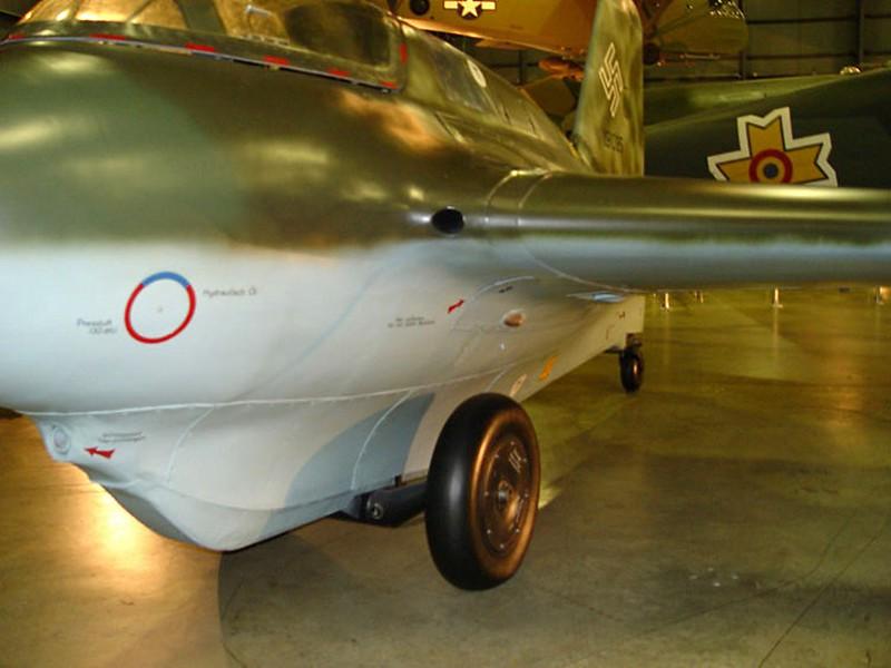 Messerschmitt Me 163B Cometa 3