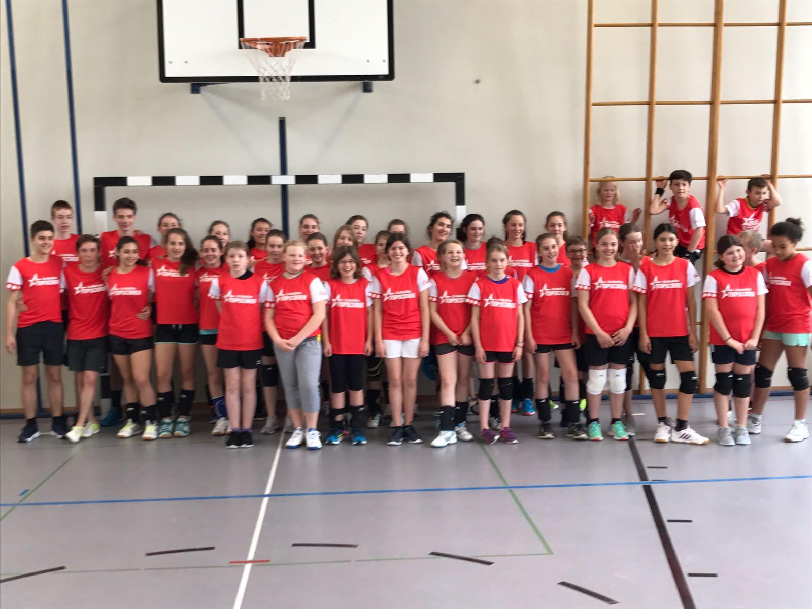 Trainingsweekend Jugend 2017