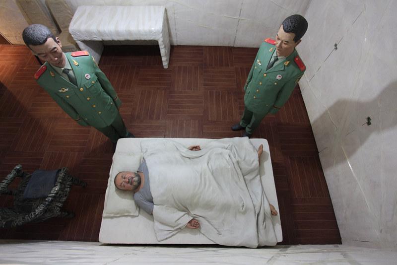 Ai Weiwei S.A.C.R.E.D VENICE BIENNALE DI VENEZIA 2013