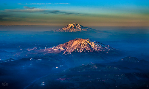 blue landscape washington twilight unitedstates fav50 fav20 bluehour fav30 mtsthelens goldenhour kelso aeriallandscape fav10 fav40