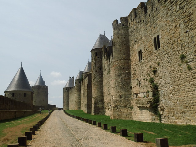 Carcassonne....