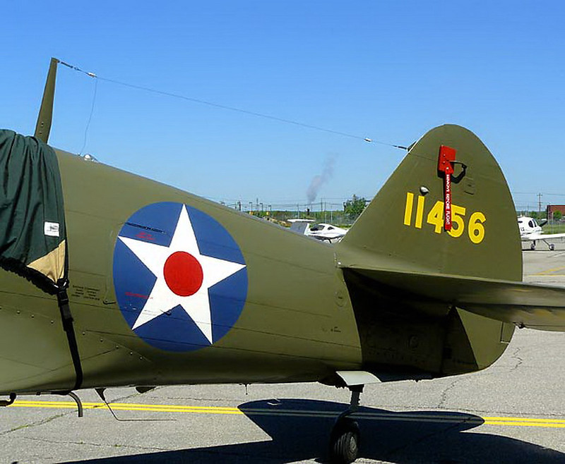 Curtiss P-40 Warhawk 22 (18)
