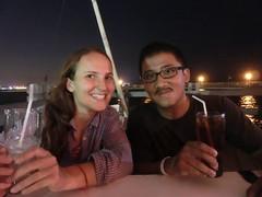 Auf dem Inselrestaurant - Jakarta