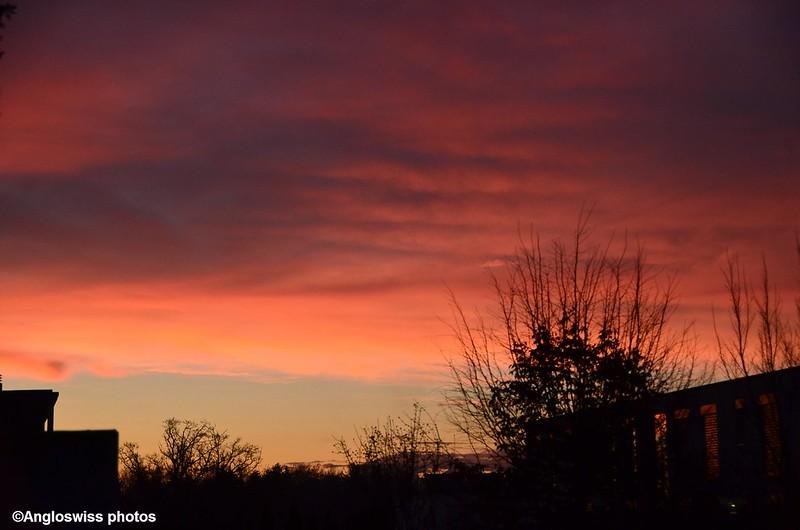 Sunrise over Feldbrunnen