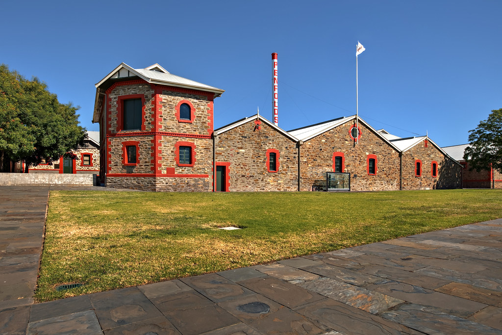 Image: Penfolds Magill Estate Winery