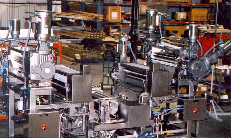 DEMACO Ravioli Machine