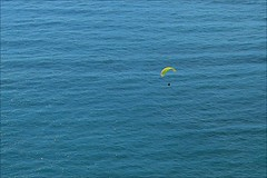 Mont Gros / Roquebrune Cap Martin Paragliding