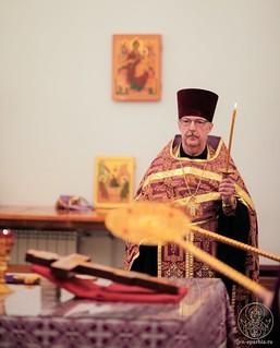 Литургия в Спасском соборе 180