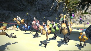 Final Fantasy XIV | by PlayStation Europe