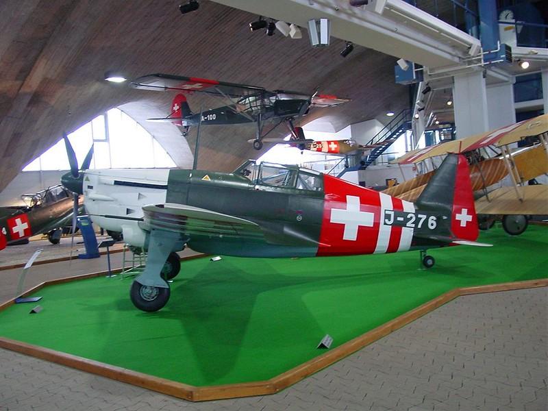 Morane-Saulnier MS.406 8
