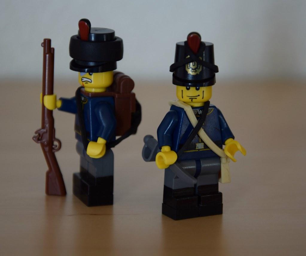 Prussian Foot Guards   More Napoleonic war! idk?   domkdr22