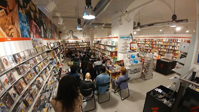 Libreria Feltrinelli di corso Mazzini