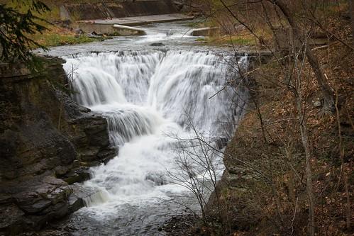 waterfalls minekillfalls gilboa upstateny landscape scenicview