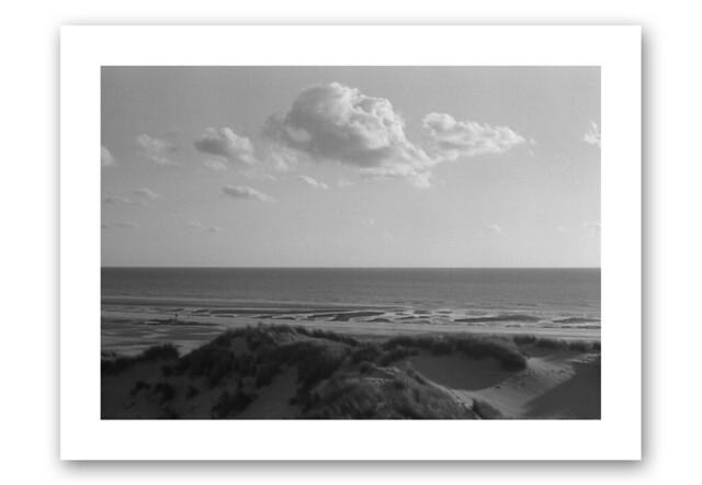 Horizon (plage du Nord de la France)